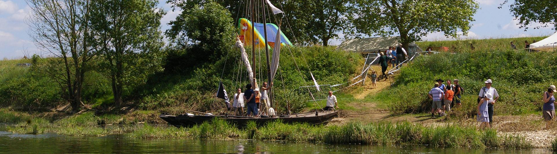 Sandillon et les fêtes de la Loire