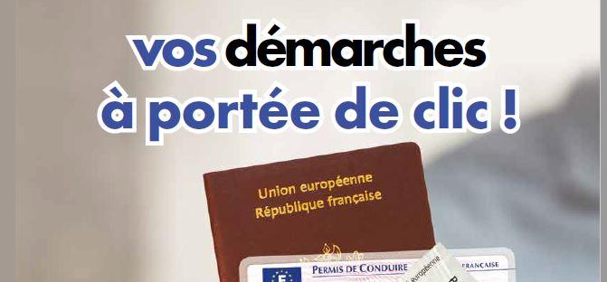 Demarches Dematerialisees Carte D Identite Passeport Permis De